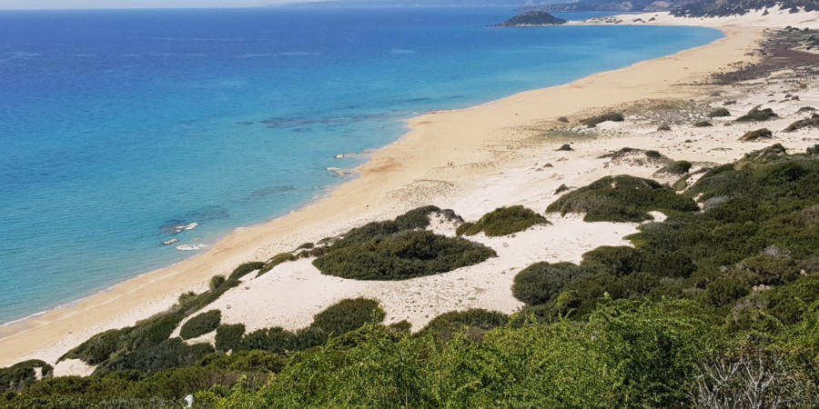 Golden Beach, Penisola di Karpaz